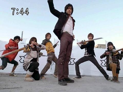 『侍戦隊シンケンジャー』【ED】(四六時夢中シンケンジャー)の動画を楽しもう!