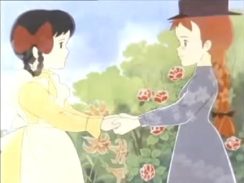 『赤毛のアン』【挿入歌】(花と花とは)の動画を楽しもう!