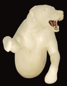 3/4 AGGRESSIVE BEAR