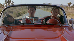 "from ""Less Than Zero"" (Spoiler): this would be transporting dead bodies due to drug overdoses."
