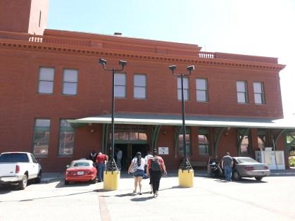 El Paso station