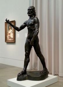 Rodin: St. John the Baptist