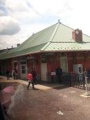 Culpeper, VA, station.