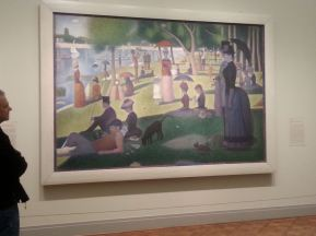 Seurat: A Sunday Afternoon on the Island of La Grande Jatte
