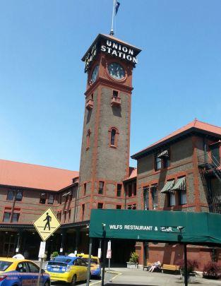 Portland Amtrak Station