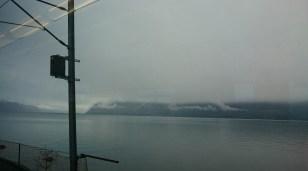 001 Lake Geneva under clouds