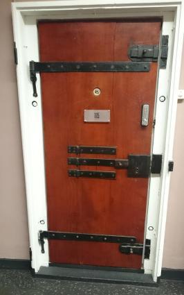 148 Cell door