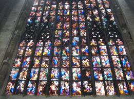 1044 The Bible in Stained Glass
