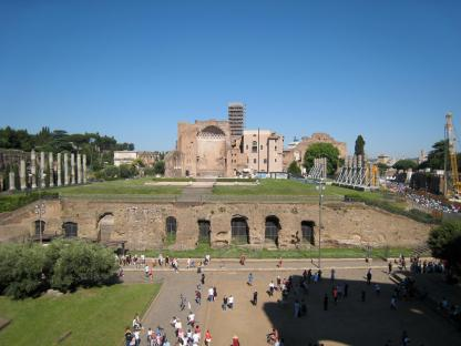1100 Temple of Venus and Rome