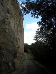 1167 Hike Outside the Walls