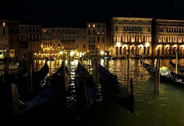 487 Venice at Night