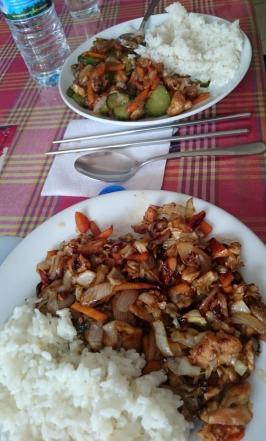 868 Lunch - Turkish Chinese