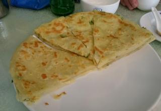 1861 Lunch - Green Onion Pancake