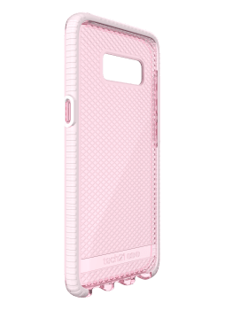 T21-5664 Tech21 Evo Check for Samsung Galaxy S8 - Rose TintWhite (8)