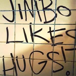 Jimbo Likes Hugs