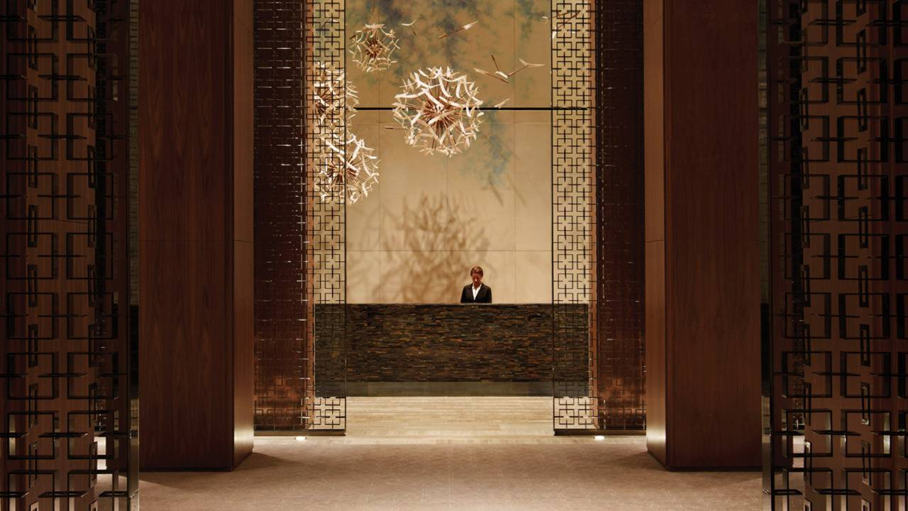 four seasons toronto lobby