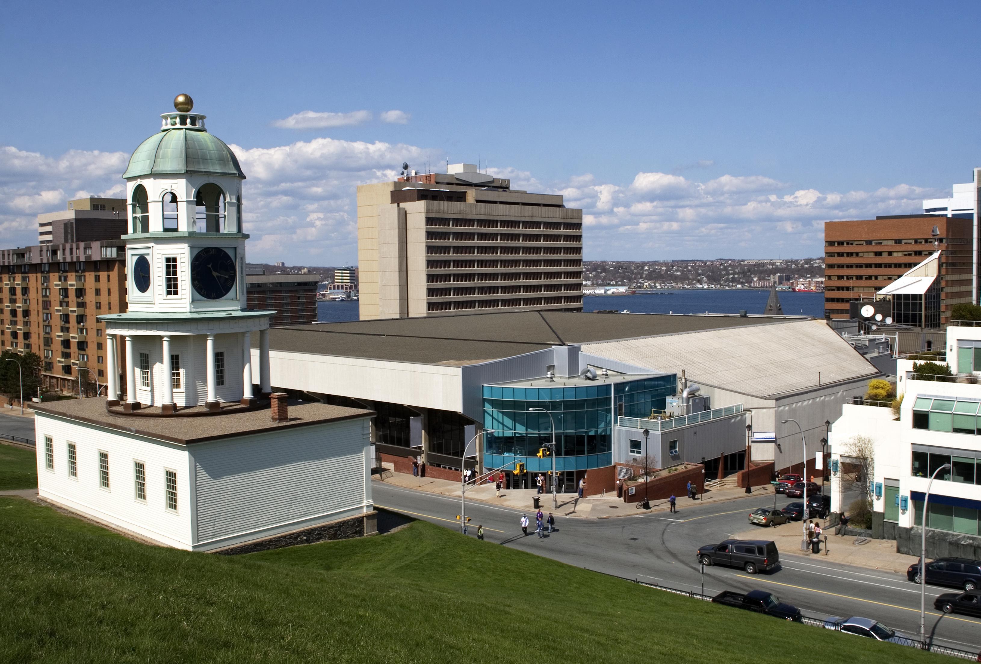 Halifax Citadel Clock Tower