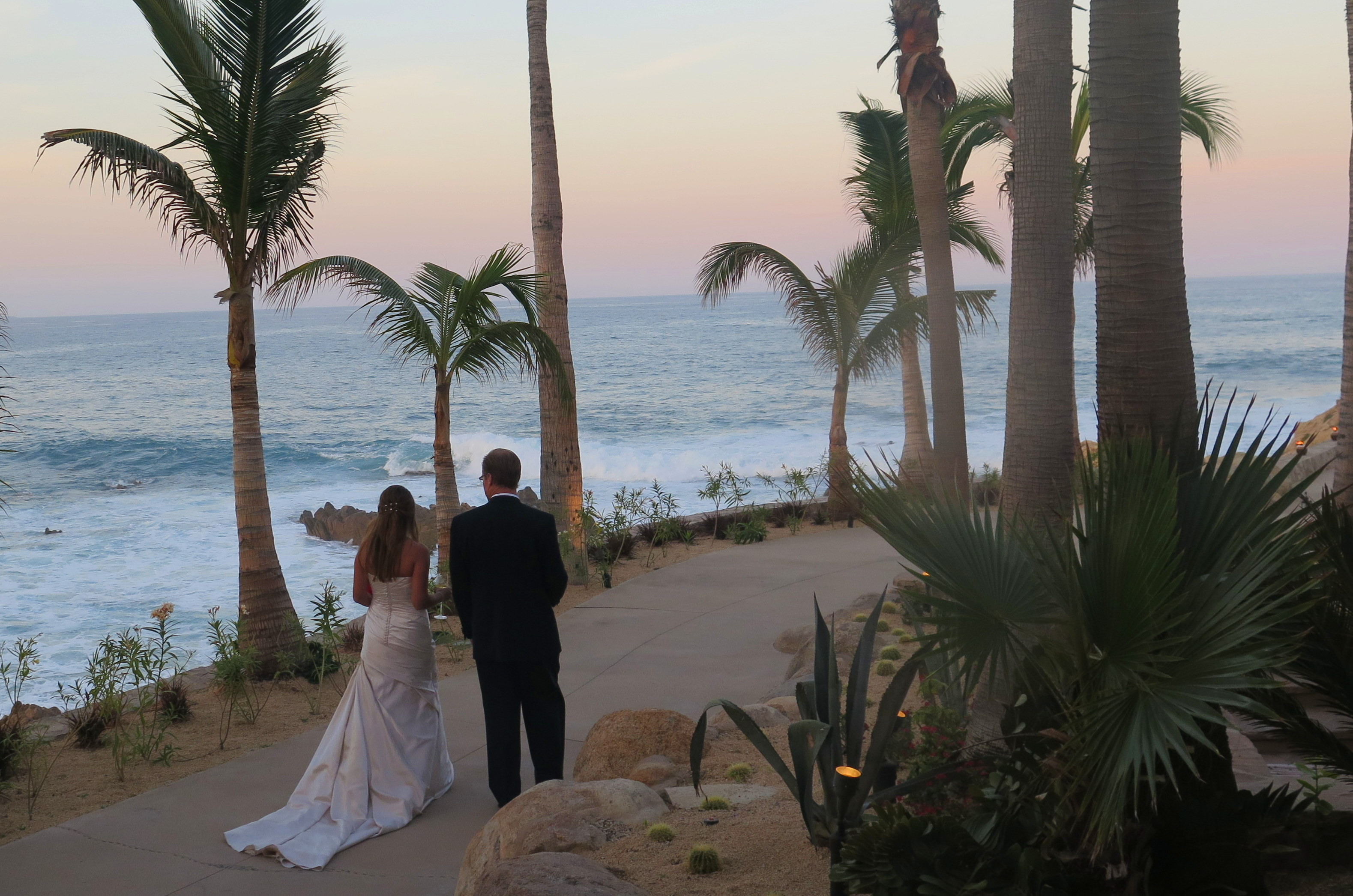 Weddings are, understandably, a huge part of the attraction at One&Only Palmilla. It's romance with a capital R.