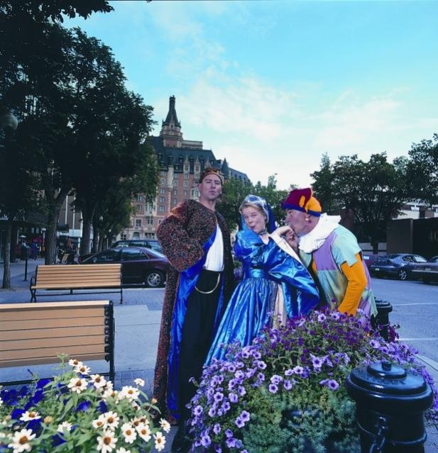 Shakespeare on the Saskatchewan performs fantastically inventive plays on the shores of the river. I saw Taming of the Shrew last year and loved it. PHOTO COURTESY TOURISM SASKATOON
