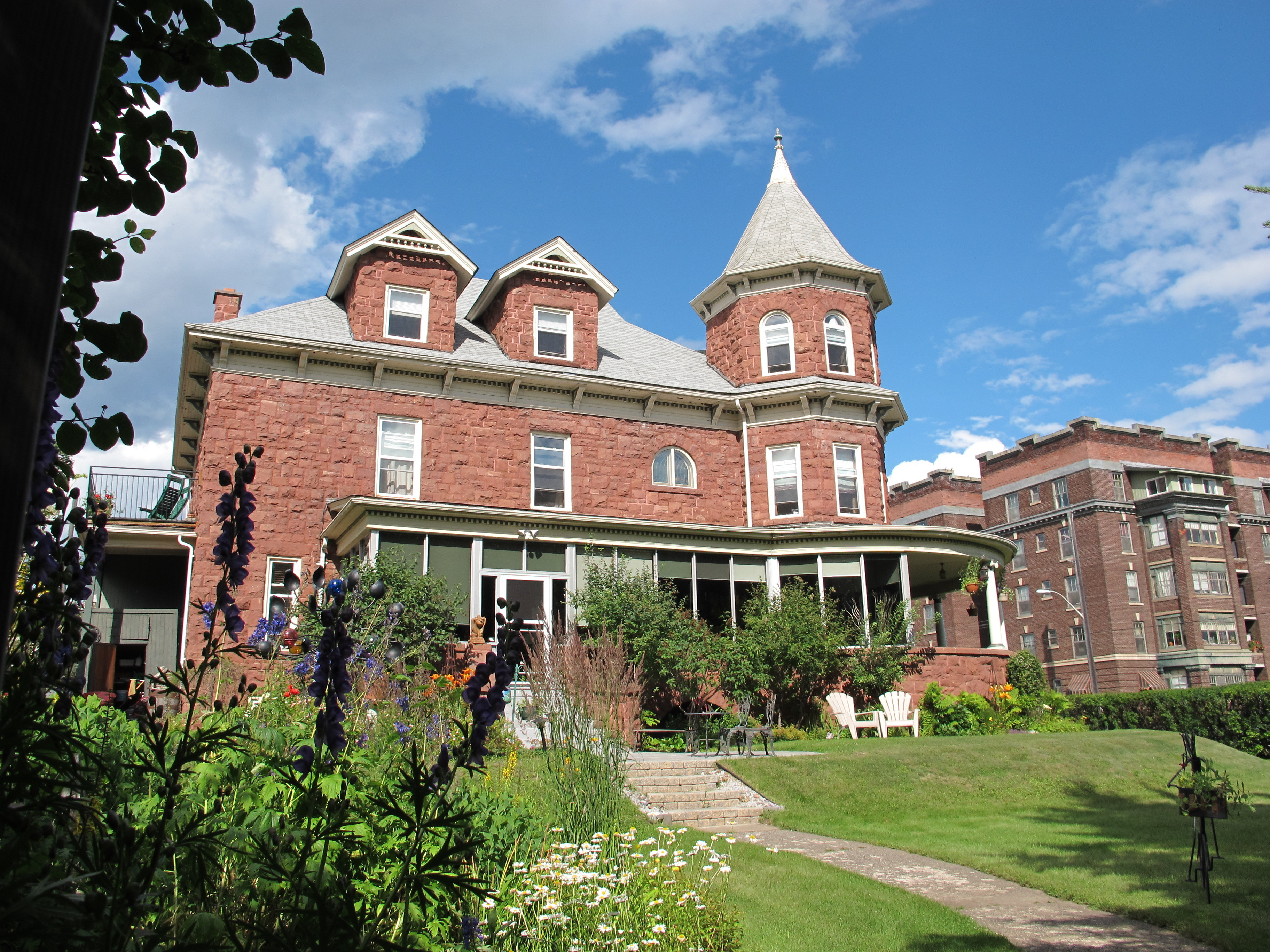 McVicar Bed & Breakfast is a marvellous place to lay your head in Thunder Bay. JIM BYERS PHOTO