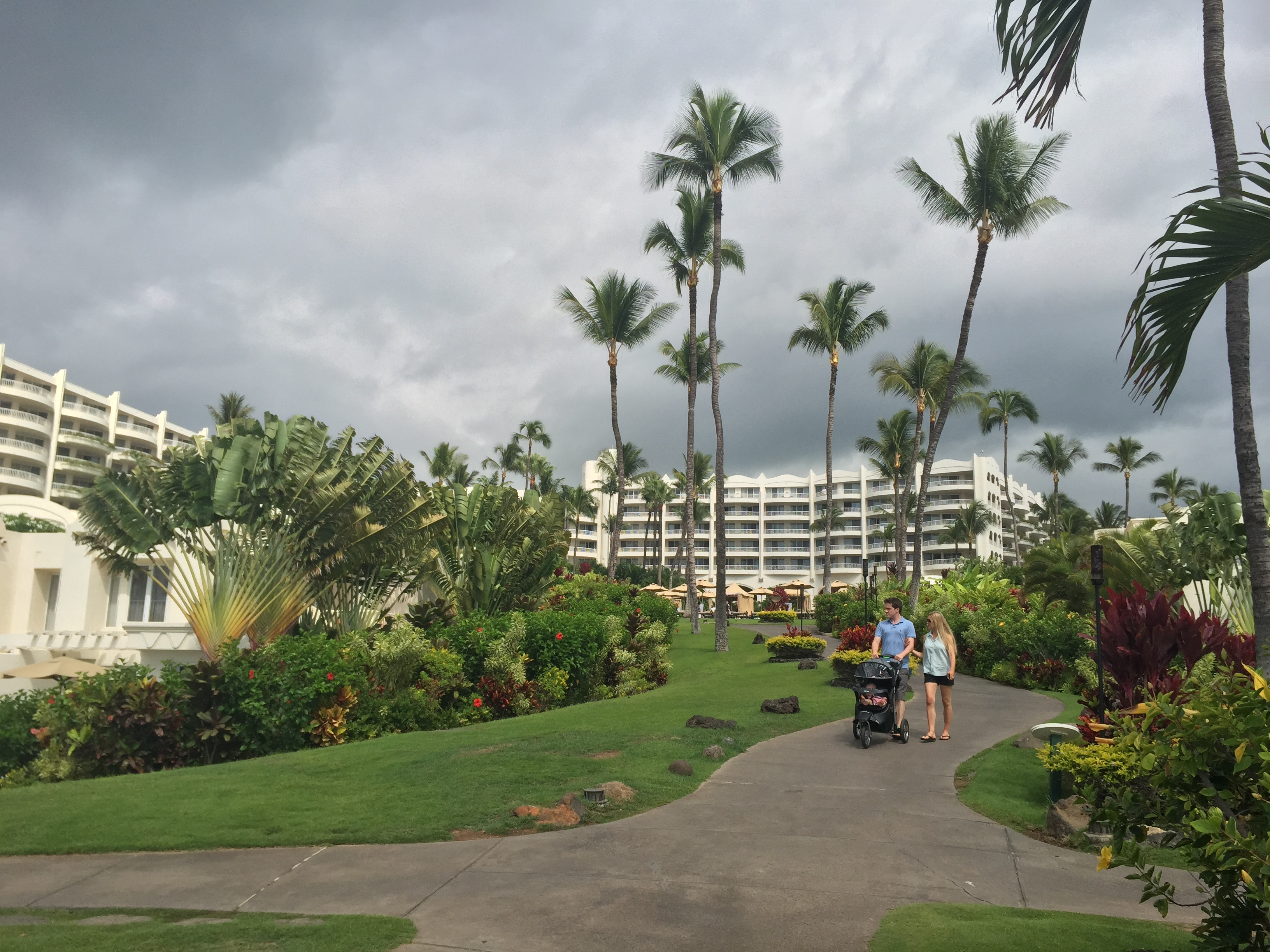 The Fairmont Kea Lani is great for young couples as well as families and older travellers.