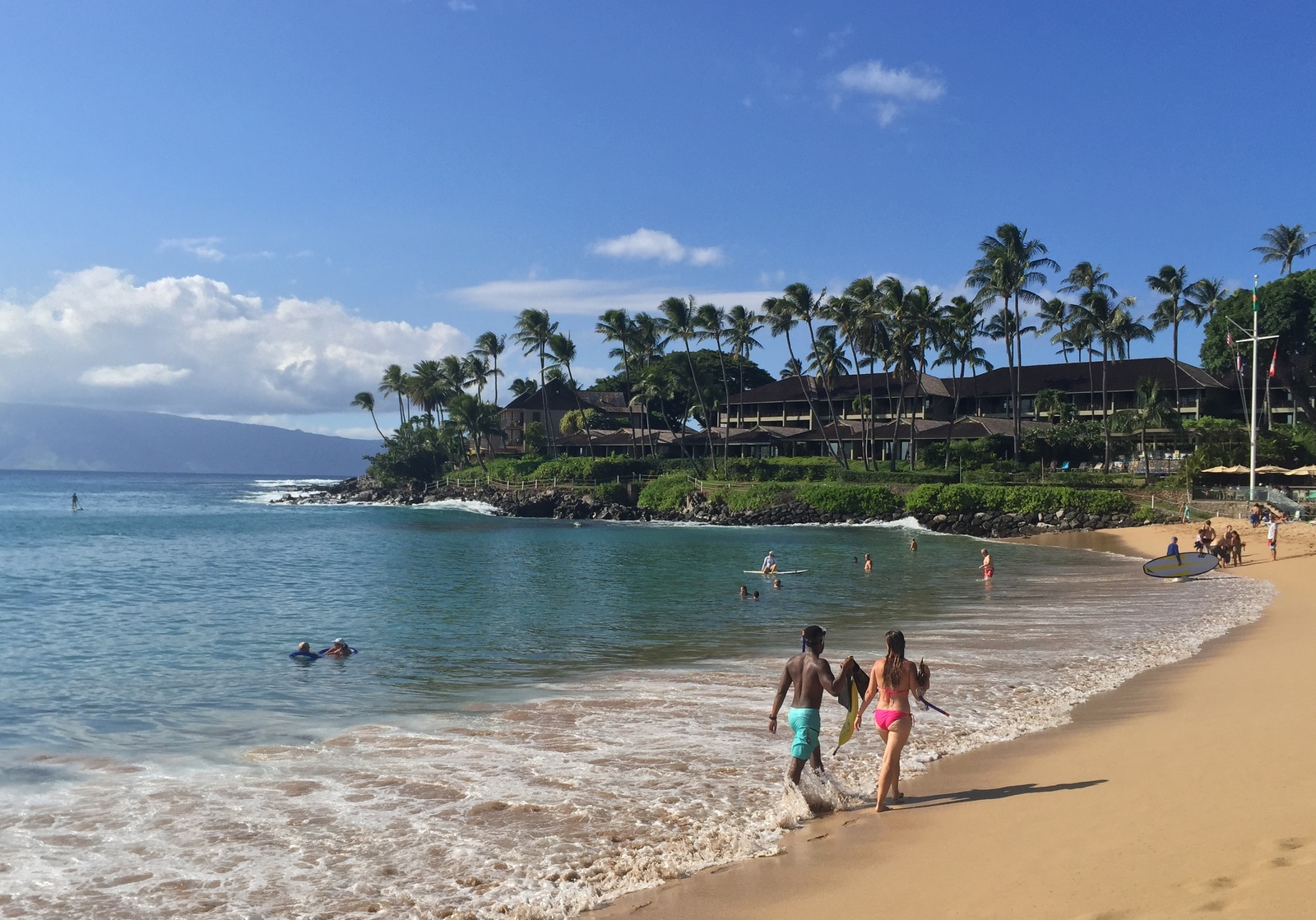April is a great time to find value on a Hawaii holiday. - JIM BYERS PHOTO
