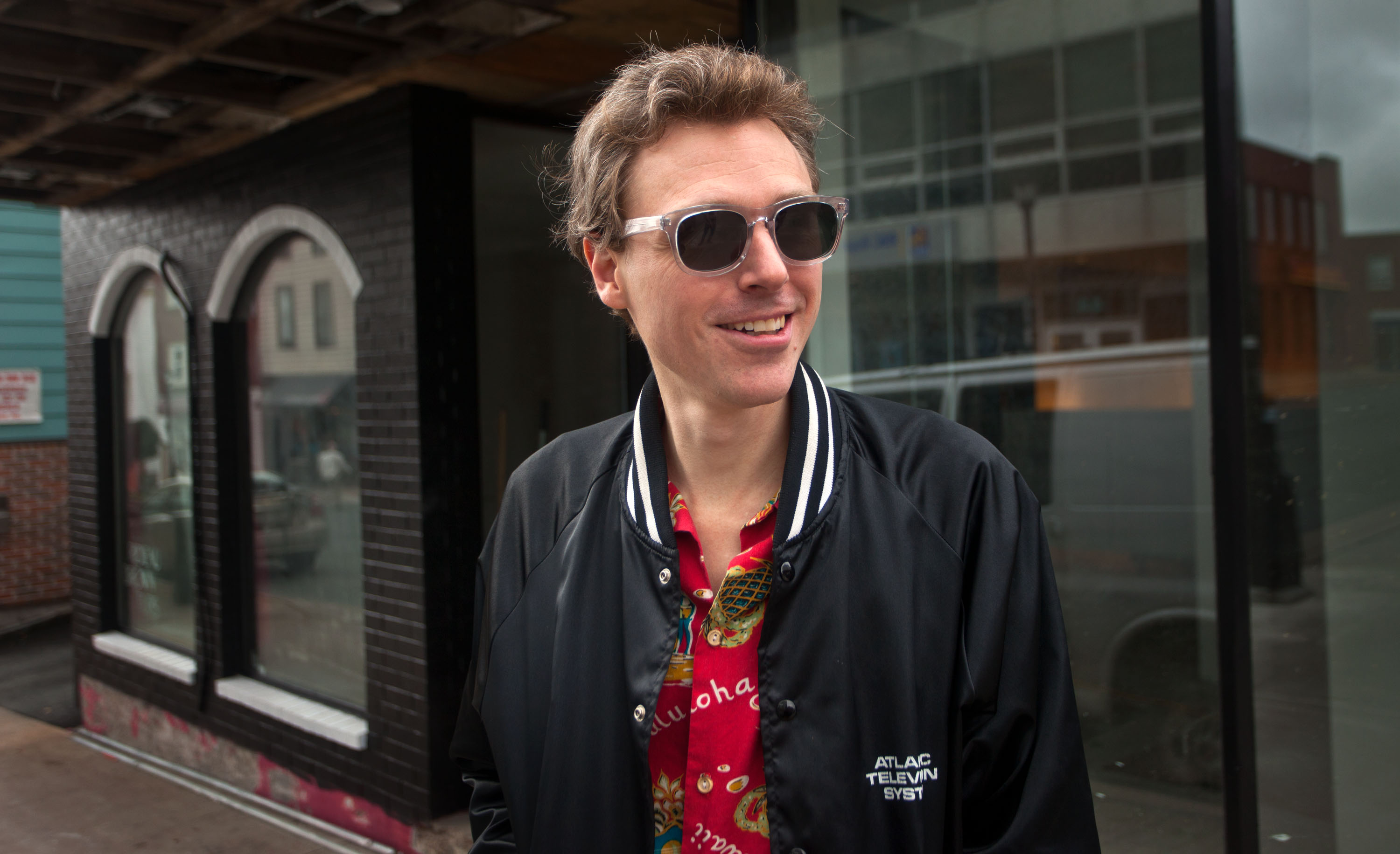 Joel Plaskett put on a great show in September at Meaford Hall in Grey County.