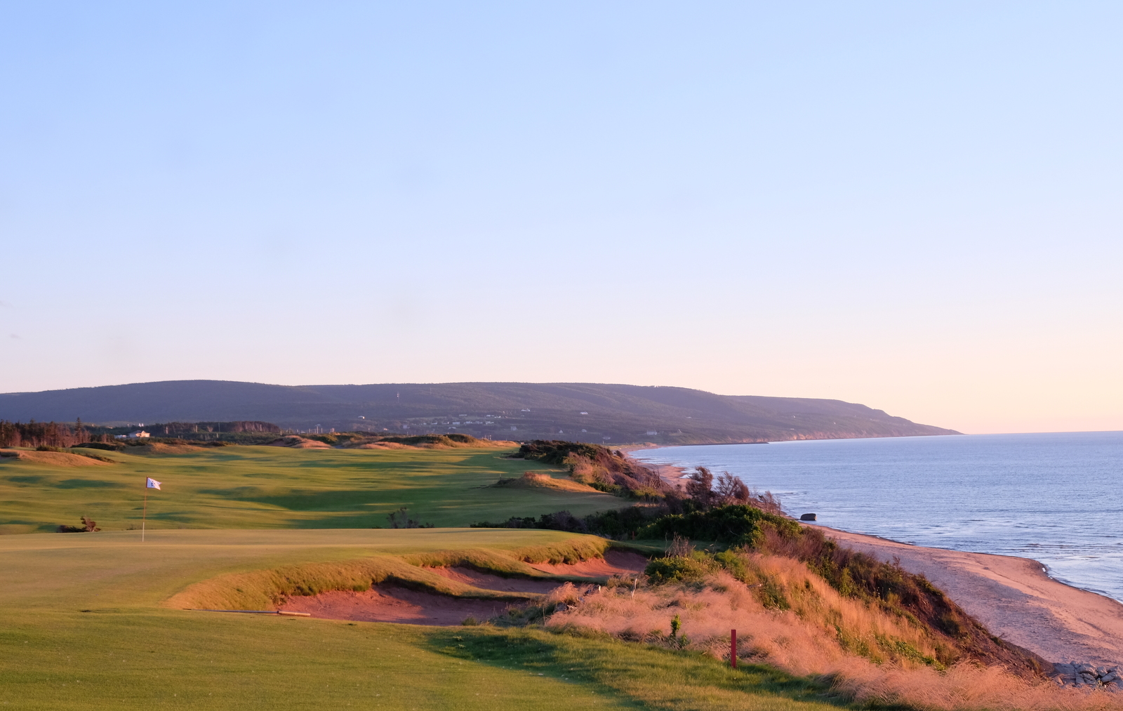 Cabot Cliffs in Nova Scotia is brand new but is considered one of the world's best golf courses. - JIM BYERS PHOTO