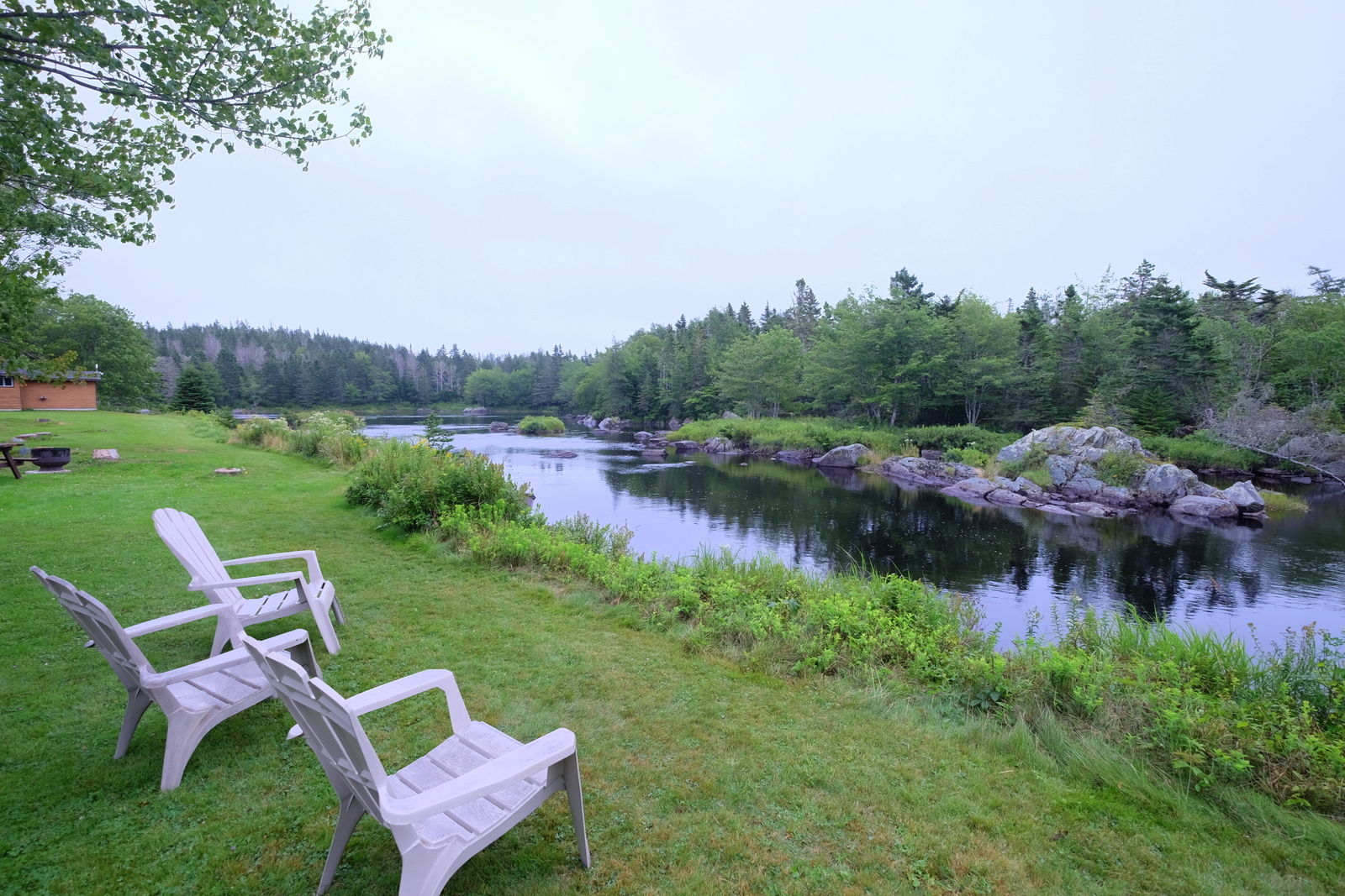 Liscombe Lodge is a great spot on Nova Scotia's Eastern Shore. - JIM BYERS PHOTO