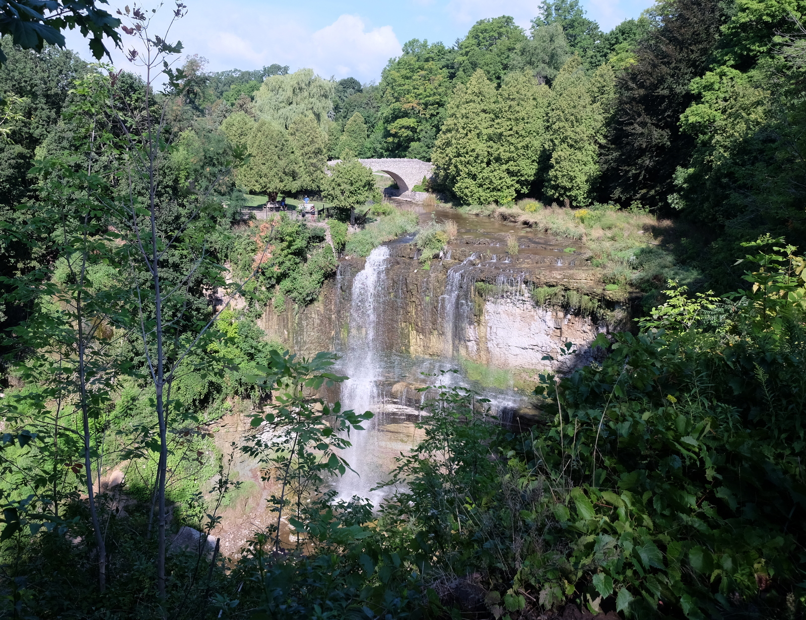 Webster's Falls is a gorgeous waterfall in Hamilton, Ontario. - JIM BYERS PHOTO