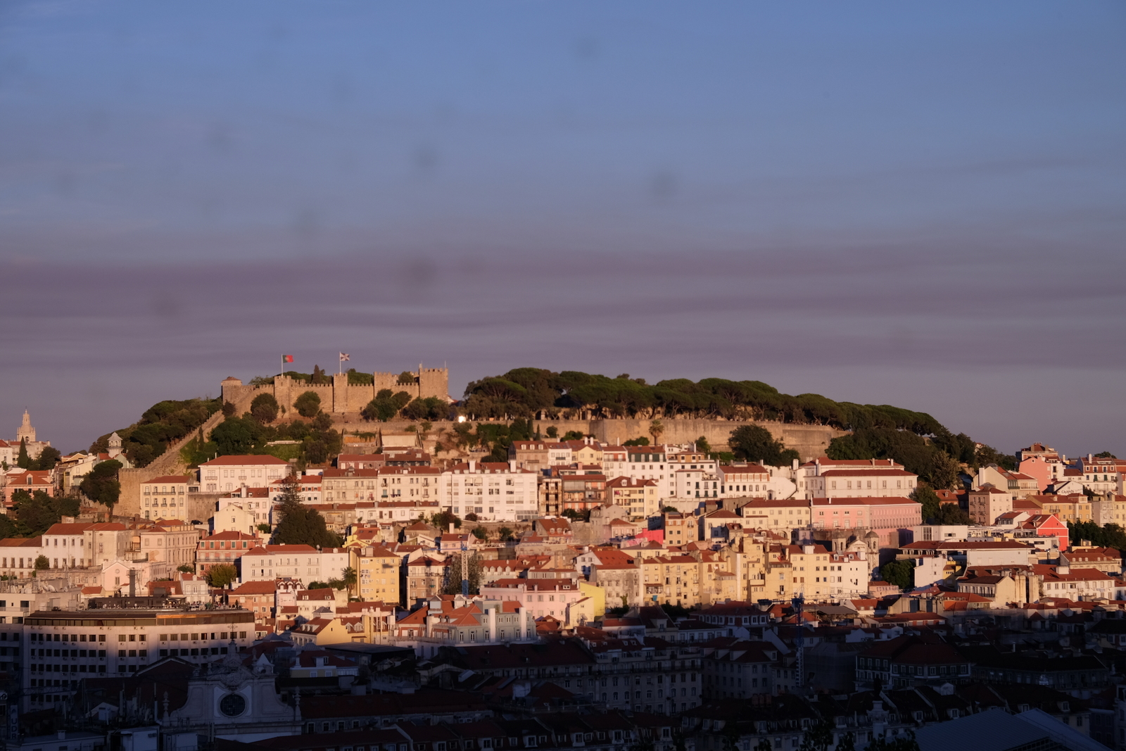 Lisbon is one of my favourite cities in the world. It's both interesting and affordable. - JIM BYERS PHOTO