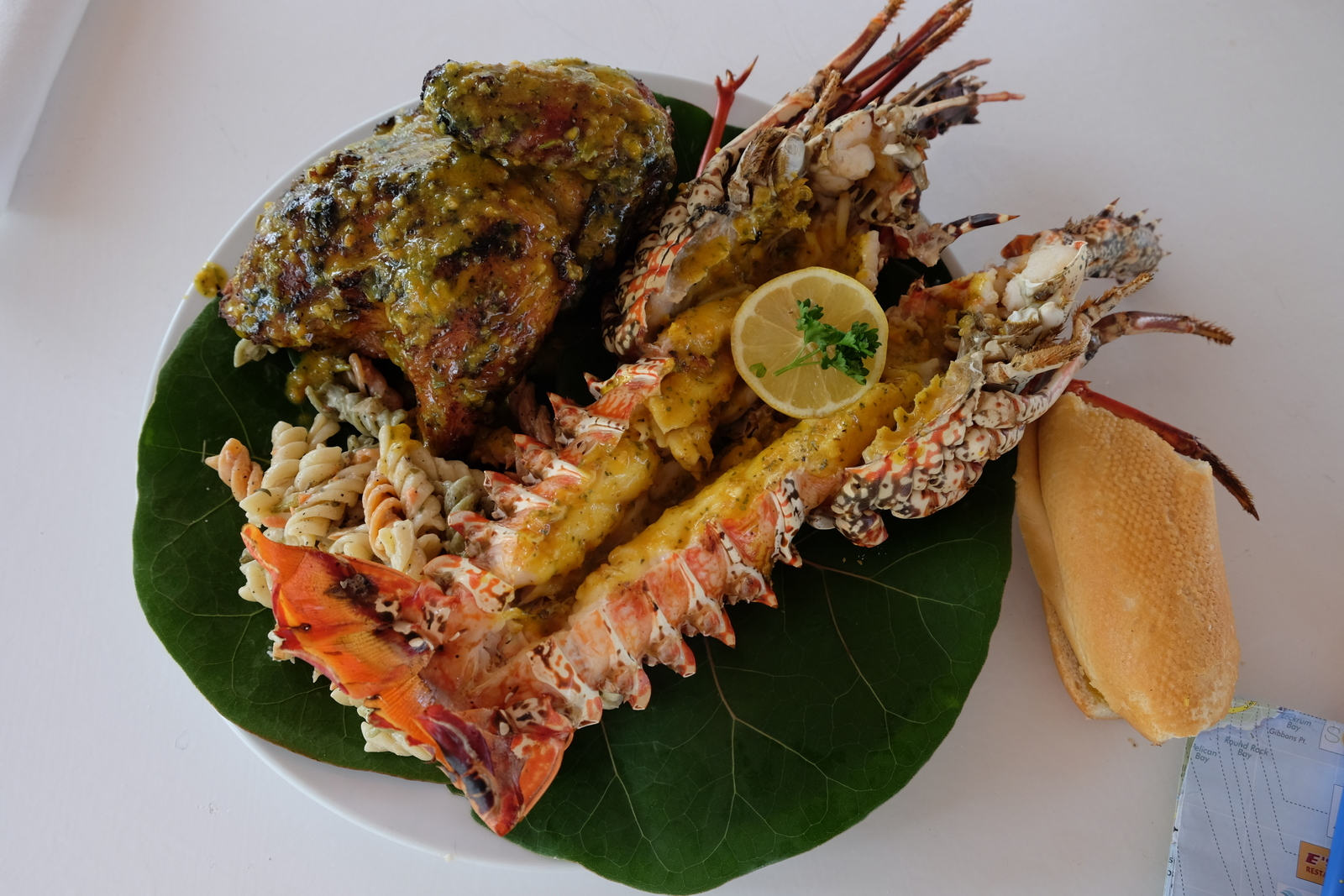 The seafood on Anguilla is super-fresh. And delicious. - JIM BYERS PHOTO