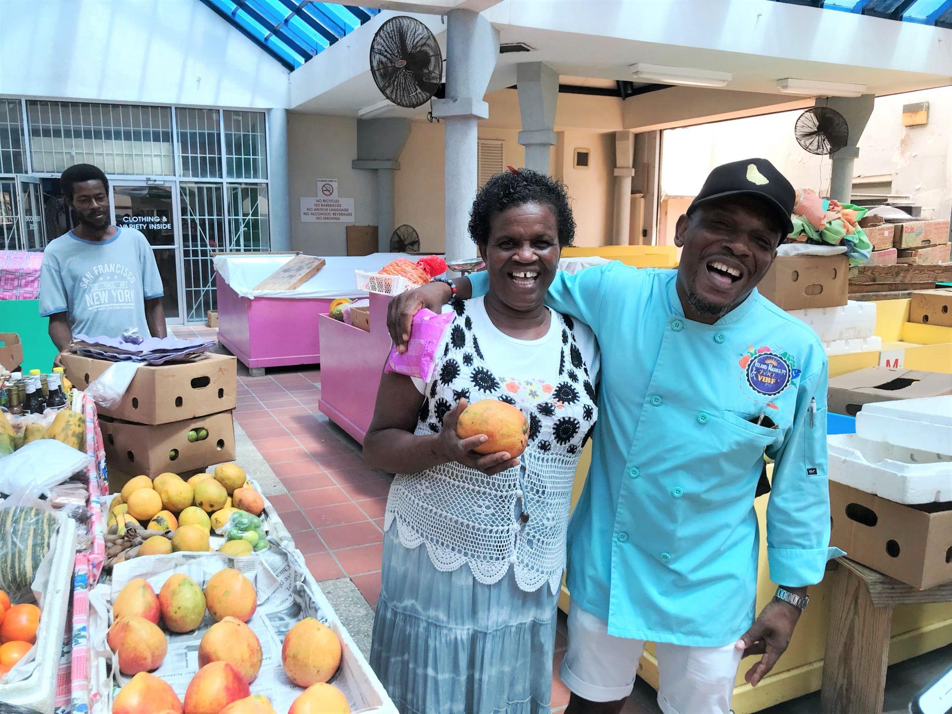 Awesome Barbados Food Tour and a David Beckham Story