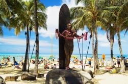 Statue of Duke in Waikiki