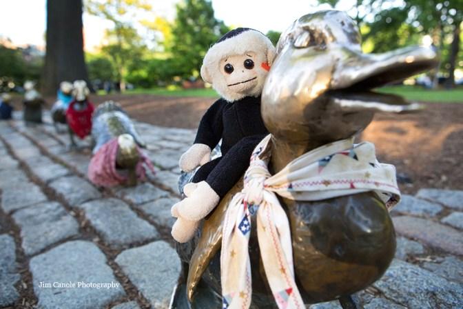 Jim Canole-Mooch Visits Boston