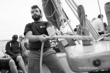 Jim Canole-Setting Sail In Newport 6
