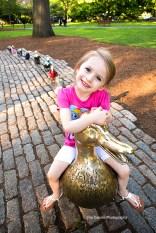 Jim Canole-A Stroll Through Boston's Public Garden 2