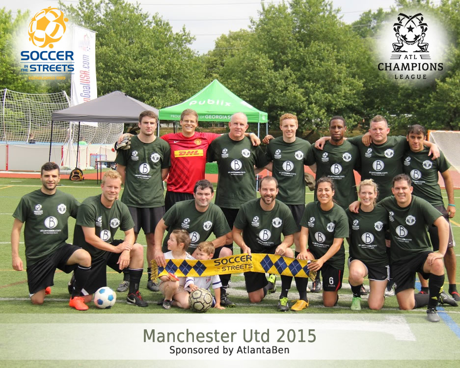 Soccer in the Streets Benefit, ATL Champions League. Champions
