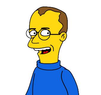 Simpsonized Jim