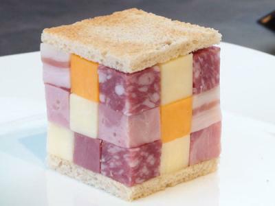 Rubiks Cubewich