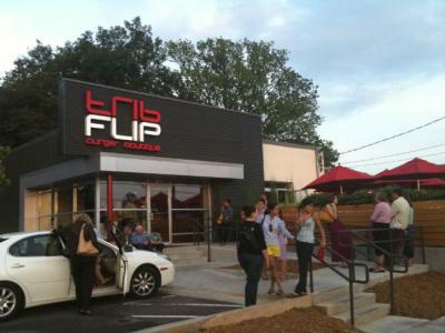 Flip Burger Boutique (exterior)