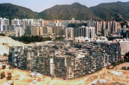 Kowloon Walled City 1989