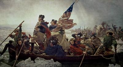 Washington-Crossing-the-Delaware