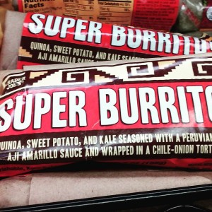 """Apparently Trader Joe and I differ on the word """"super""""."""