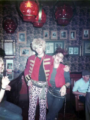 The Robey in 1982: Pub Rock bastion