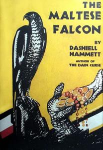 The Maltese Falcon/ Mystery Fiction