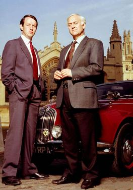 Morse on TV/ Inspector Morse Books