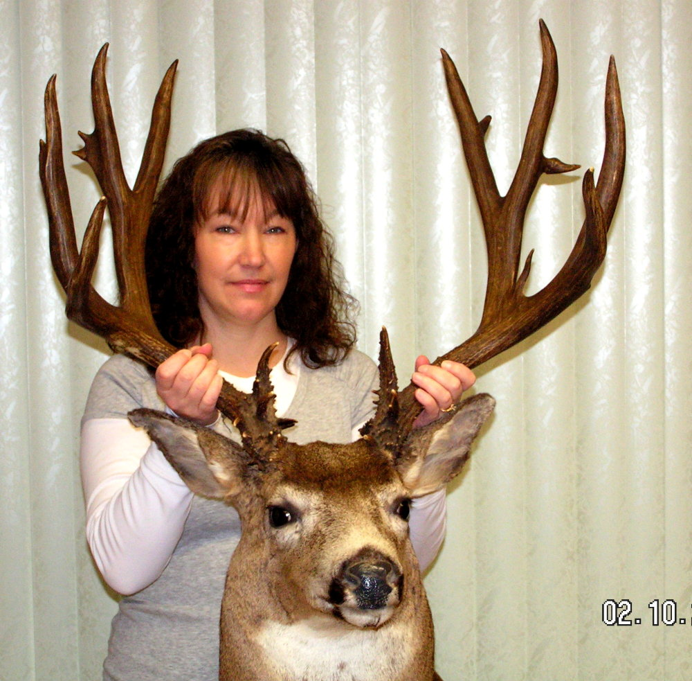 Oregon's 'Newest' Record Columbia Blacktail (2/5)