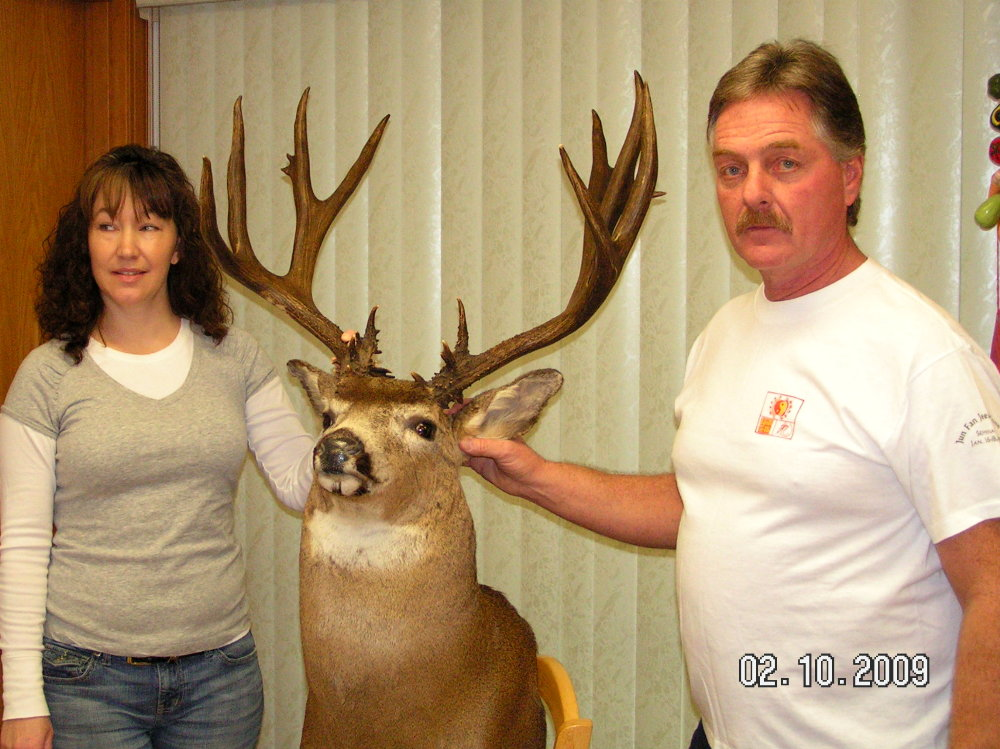Oregon's 'Newest' Record Columbia Blacktail (3/5)