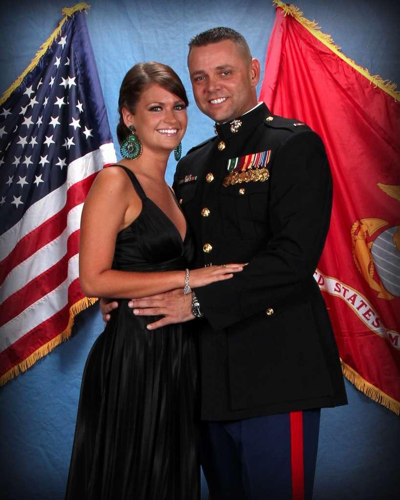 Marine Portrait Military Photographer